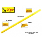 5960 1meter Teacher Wood Ruler