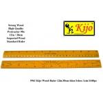 5961 Kijo Wood Ruler