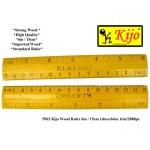 5962 Kijo Wood Ruler