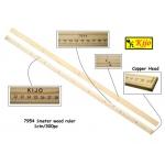 7954 Kijo 1meter Standard Wood Ruler