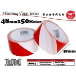 8664 48mmX50meter Warning Tape