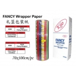 Gift Card & Gift Wrapper Paper