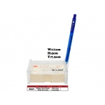 8927 KIJO Name Card Rack With Pen hole