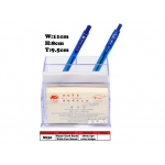 8930 KIJO Name Card Rack With Pen Stand