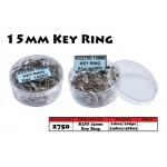 2750 15mm Key Ring