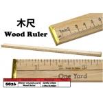 8826 Kijo 1meter Wood Ruler