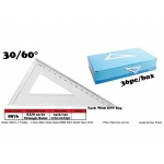 8876 KIJO 30/60 Triangle Ruler