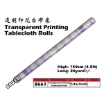8661-8801-C Kijo Printing Tablecloth Roll