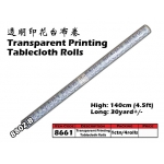 8661-8802-B Kijo Printing Tablecloth Roll