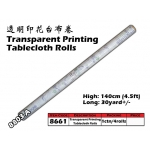 8661-8803-A Kijo Printing Tablecloth Roll