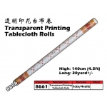 8661-8806 Kijo Printing Tablecloth Roll