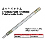 8661-8806-B Kijo Printing Tablecloth Roll