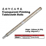 8661-8824 Kijo Printing Tablecloth Roll