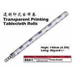 8661-8837-C Kijo Printing Tablecloth Roll