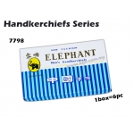 7798-L5 Elephant Men Handkerchiefs