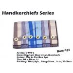7798-L5 Elephant Men Handkerchiefs
