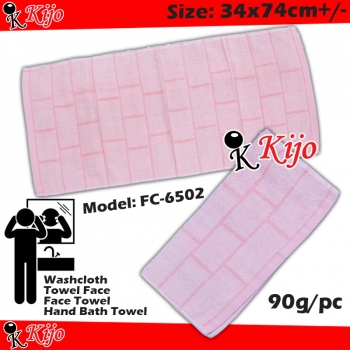 Washcloth / Face Towel FC-6502
