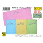 2754 Embroidery Bath Towel