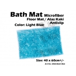 2022 Bath Mat Microfiber