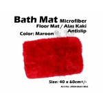 2024 Bath Mat Microfiber