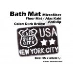 2026 Bath Mat Microfiber
