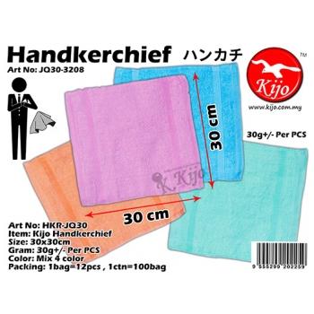 HKR-JQ30 Kijo Handkerchief 3208